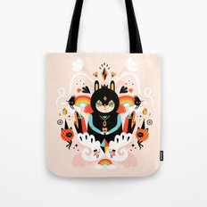 Rainbow Queen Tote Bag
