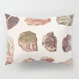 Vintage Gemstones Pillow Sham