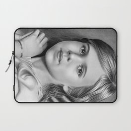 Child Portrait 01 Laptop Sleeve