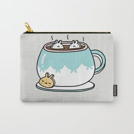 Marshmalunny Cocoa Carry-All Pouch