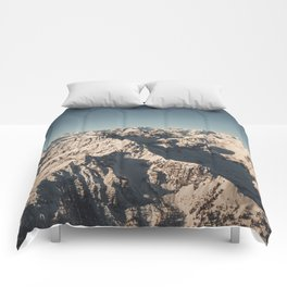 Lord Snow - Landscape Photography Comforters