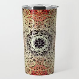 Symmetry 9: Summer Night Travel Mug
