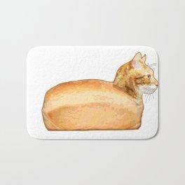 Loaf of Cat Bath Mat