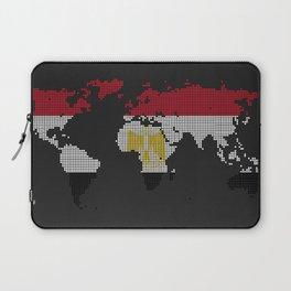 Egypt flag Laptop Sleeve