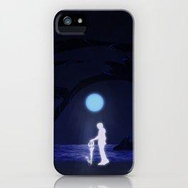 DARK MARGIN iPhone Case