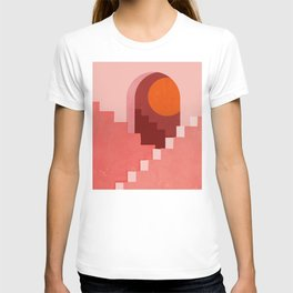 Abstraction_SUN_Architecture_Minimalism_001 T-shirt