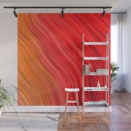 stripes wave pattern 1 drv Wall Mural