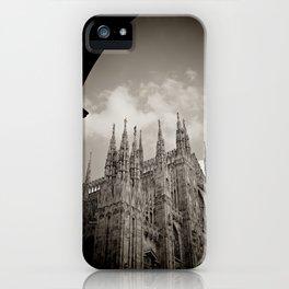 Duomo of Milan iPhone Case