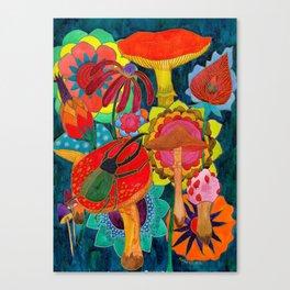 Alice Canvas Print