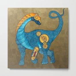 Titardisaurus Metal Print