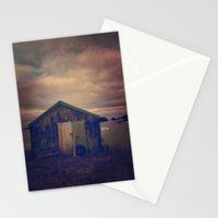 Twilight by the Sea Stationery Cards