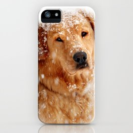 Frosty Mug iPhone Case