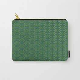 Zielony Carry-All Pouch