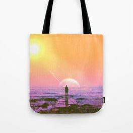 Embarcadero Tote Bag
