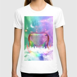 Pride Dinosaurs Rainbow T-shirt