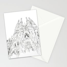 Bcn 4 Stationery Cards