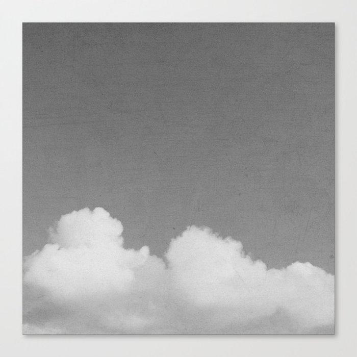 Changing Skies II Canvas Print