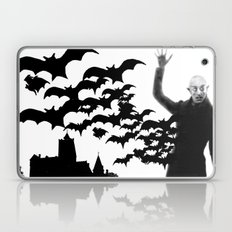Nosferatu - the real bat Laptop & iPad Skin