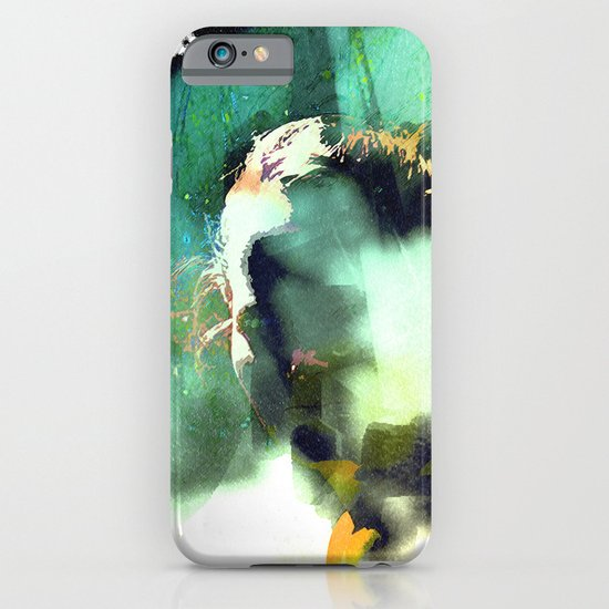 the model iPhone & iPod Case