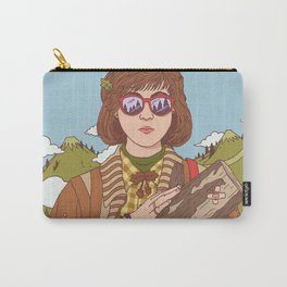 Log Lady Carry-All Pouch