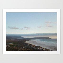 Noordhoek Beach Art Print