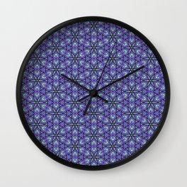 Hearts of Life Wall Clock
