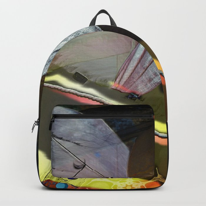 Saint Dymphna Reborn Backpack