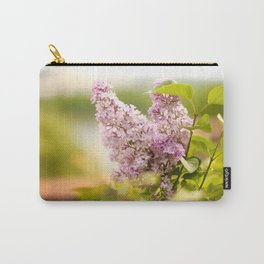 Nostalgic Moment Lilac Purple Color #decor #society6 Carry-All Pouch