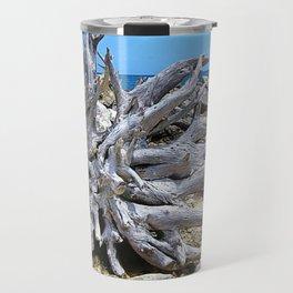 Bermuda  Driftwood Travel Mug