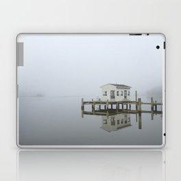 Eastern Branch Boat House Laptop & iPad Skin