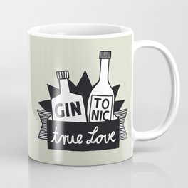 Gin Tonic True Love Coffee Mug