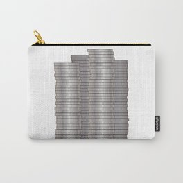 Pieces of Silver Carry-All Pouch