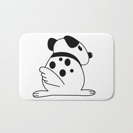 Doggie Dot Bath Mat