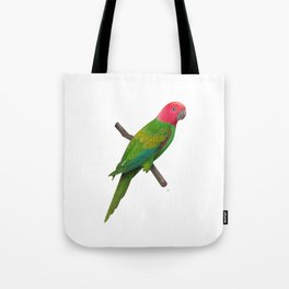 Colorful Parrot 2 Tote Bag
