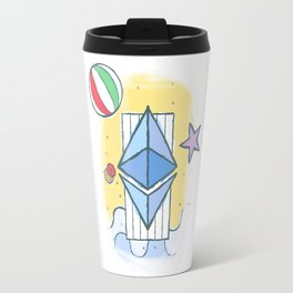 ETH #worthit Travel Mug