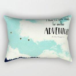 Another Adventure Rectangular Pillow