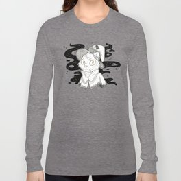 Kitty Warlock Long Sleeve T-shirt