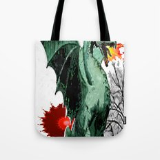 Draco Tote Bag