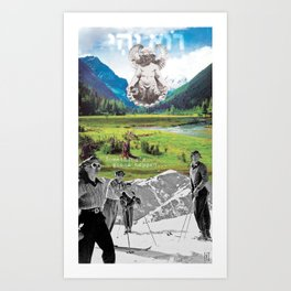 Taurus Era Series 01/12 Art Print