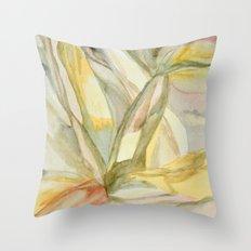 botanical inspiration 2 Throw Pillow