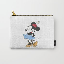 Female Mouse Carry-All Pouch