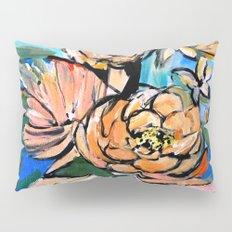 Vibrant Floral Pillow Sham