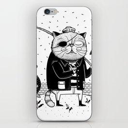 Fishercat iPhone Skin