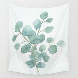Eucalyptus Silver Dollar Wall Tapestry