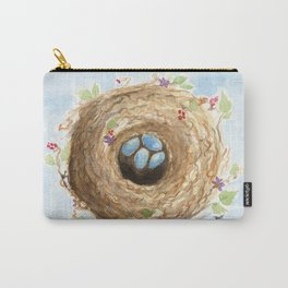 Chubby Nest Carry-All Pouch