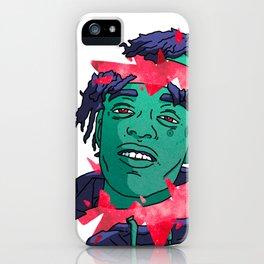 Lil Uzi Vert Plasma Split iPhone Case