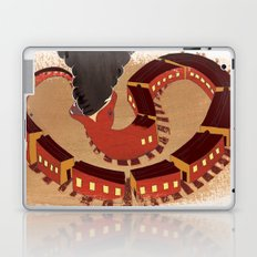 SNAKES OF IRON Laptop & iPad Skin