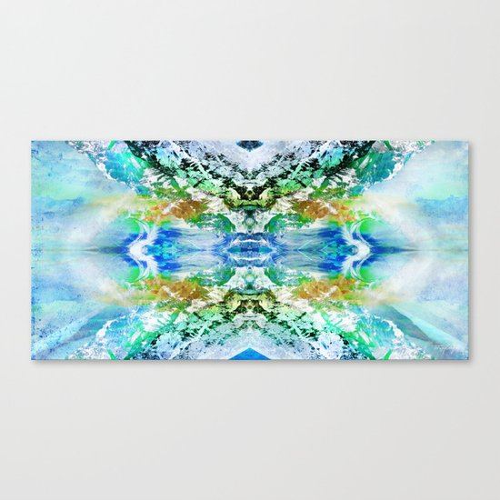 Liquidity Canvas Print