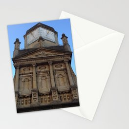 Sundial at Gonville & Caius College, Cambridge (UK) Stationery Cards