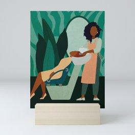 Salon No. 2 Mini Art Print